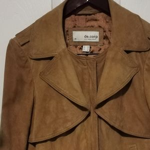 Esprit Genuine leather Jacket